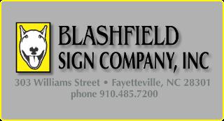 Blashfield Sign Company